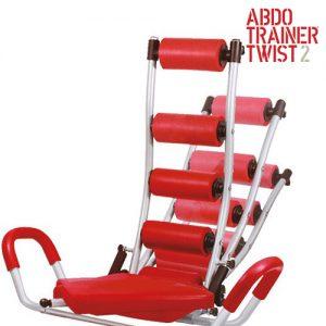 kuva ABDO Trainer Twist Istumaannousupenkki Rinnan Laajentimella