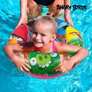 kuva Angry Birds Puhallettava Uimarengas