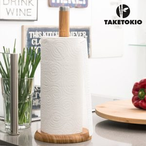 kuva Bambu Talouspaperi Teline TakeTokio