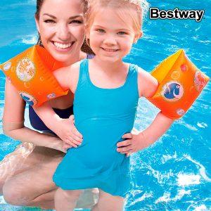 kuva Bestway Nemoa Etsimässä Puhallettavat Käsikellukkeet