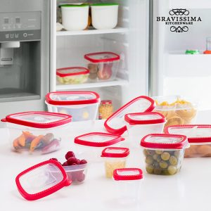kuva Bravissima Kitchen Lounaslaatikot (24 kappaletta)