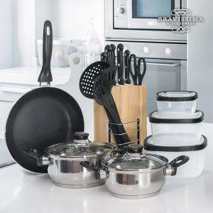 kuva Bravissima Kitchen Setti (17 osaa)