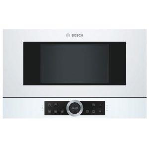 kuva Built-in microwave BOSCH BFL634GW1 21 L 900W Valkoinen