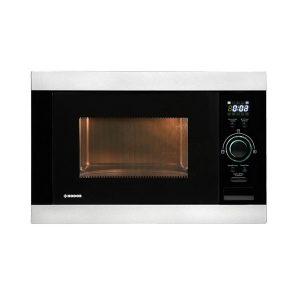 kuva Built-in microwave Nodor NMW25D 25 L 900W Musta Ruostumaton teräs