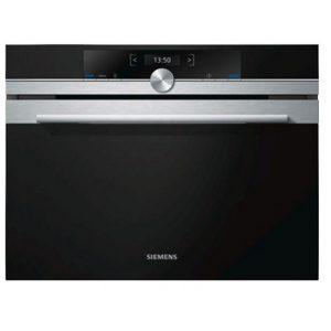 kuva Built-in microwave Siemens AG CF634AGS1 36 L 900W Ruostumaton teräs