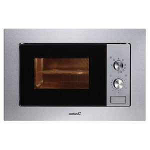 kuva Built-in microwave with grill Cata MC20IX 20 L 800W Ruostumaton teräs
