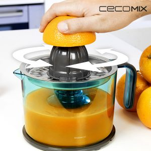 kuva Cecomix Inox 4069 1 L 40W Elektroninen Mehupuristin
