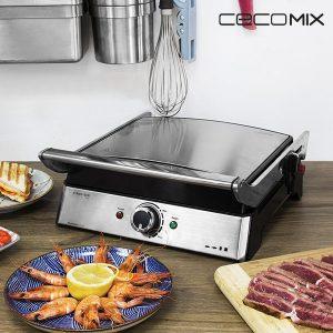 kuva Cecomix Pro 3026 2000W Pöytägrilli