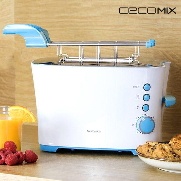 kuva Cecomix Taste 2S 3027 Leivänpaahdin 850W