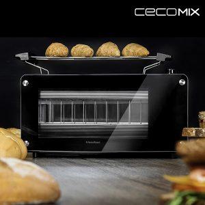 kuva Cecomix Vision 3042 1260W Leivänpaahdin