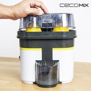 kuva Cecomix Zitrus 4039 90W Elektroninen Mehupuristin