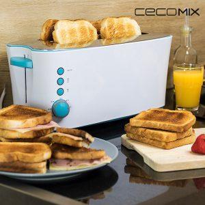 kuva Cemomix Taste 2L 3029 1350W Leivänpaahdin
