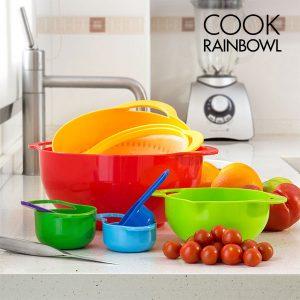 kuva Cook Rainbowl Keittiö Välineet