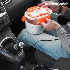 kuva Elektroninen Eväslaatikko Autoon 40W 12 V Valkoinen-oranssi