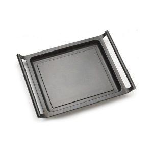 kuva Flat grill plate BRA A271535 35 cm Musta