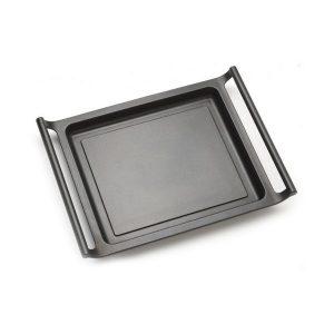 kuva Flat grill plate BRA A271545 45 cm Musta