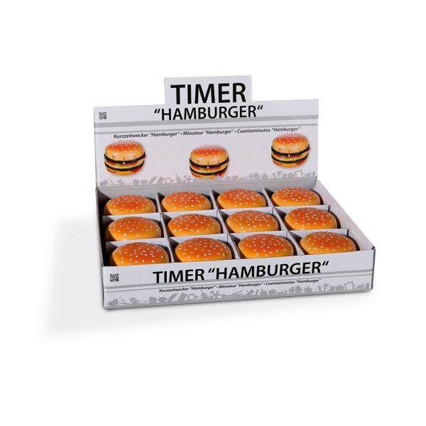 Hampurilaisen Muotoinen Keittiö Ajastin kuva