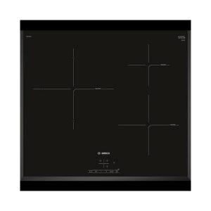 kuva Induktiolevy BOSCH PIJ651BB2E 60 cm (3 paisto- ja keittoalue)