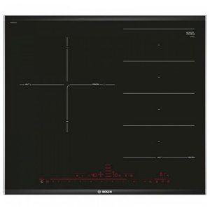 kuva Induktiolevy BOSCH PXJ675DC1E 60 cm Musta (2 paisto- ja keittoalue)