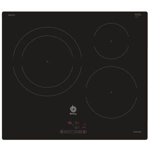 kuva Induktiolevy Balay 3EB865ER 60 cm Musta (3 paisto- ja keittoalue)