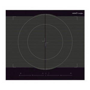 kuva Induktiolevy Cata GIGA 600 BK 60 cm Musta (4 paisto- ja keittoalue)