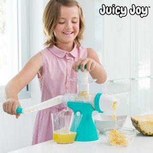 kuva Juicy Joy Mehu- ja Jäätelökone Kahvalla
