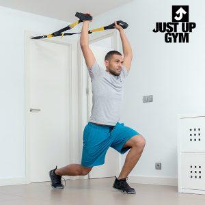 kuva Just Up Gym Rinnan Ojentajat Suspension Harjoitteluun