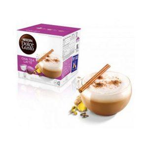 kuva Kahvikapselit laatikossa Nescafé Dolce Gusto 13065 Chai Tea Latte (16 uds)