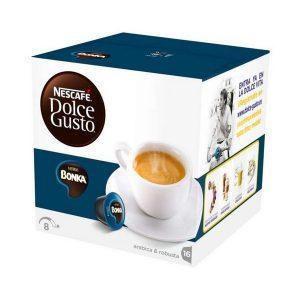 kuva Kahvikapselit laatikossa Nescafé Dolce Gusto 13758 Espresso Bonka (16 uds)