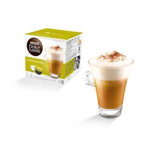 kuva Kahvikapselit laatikossa Nescafé Dolce Gusto 98492 Cappuccino (48 uds)