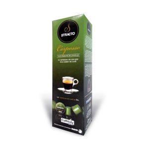 kuva Kahvikapselit laatikossa Stracto 80583 Corposso (80 uds)