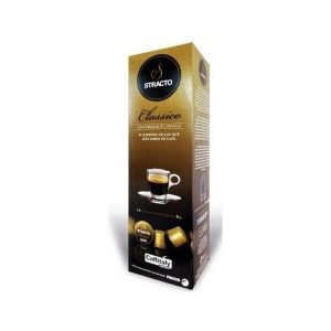 kuva Kahvikapselit laatikossa Stracto 80606 Delicato (80 uds)