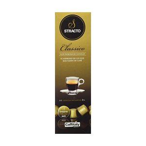 kuva Kahvikapselit laatikossa Stracto 80644 Classico (80 uds)