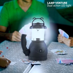 kuva Lamp Venture Retkilamppu Taskulampulla