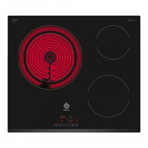 kuva Lasikeraaminen keittolevy Balay 3EB715LR 5700W 60 cm Musta