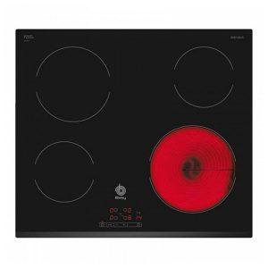 kuva Lasikeraaminen keittolevy Balay 3EB720LR. 60 cm Musta (4 paisto- ja keittoalue)