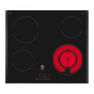 kuva Lasikeraaminen keittolevy Balay 3EB721LR 6600W 60 cm Musta