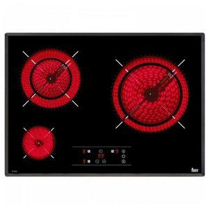 kuva Lasikeraaminen keittolevy Teka 219120 4750W 60 cm Musta