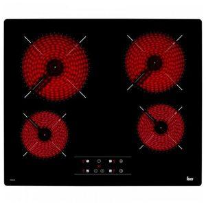 kuva Lasikeraaminen keittolevy Teka 219127 6300W 60 cm Musta