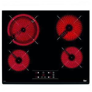 kuva Lasikeraaminen keittolevy Teka 219605 6200W 60 cm Musta