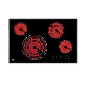 kuva Lasikeraaminen keittolevy Teka 27823 6800W 80 cm Musta