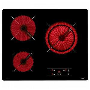 kuva Lasikeraaminen keittolevy Teka TB6310 60 cm Musta (3 paisto- ja keittoalue)