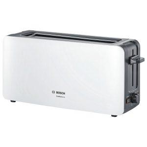 kuva Leivänpaahdin BOSCH TAT6A001 1100 W Valkoinen