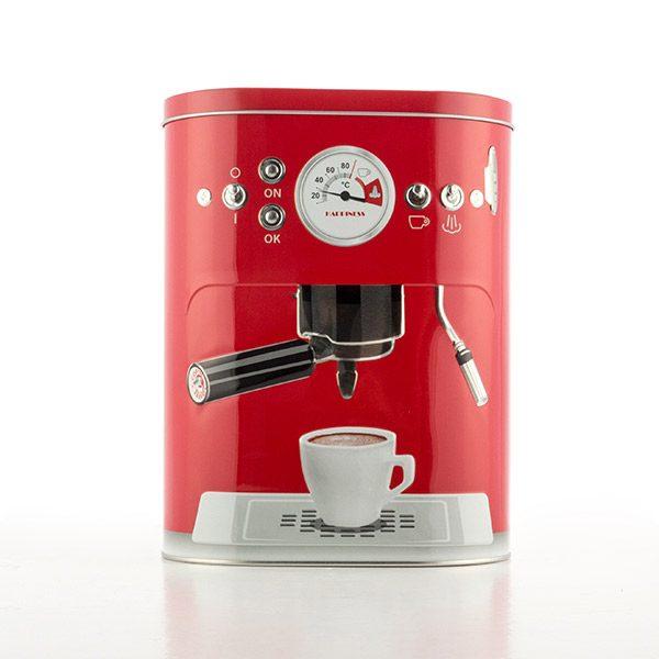 Metallinen Vintage Kahvikone Rasia kuva