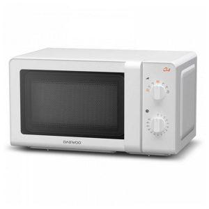 kuva Mikroaaltouuni Grillillä Daewoo KOG-6F27 20 L 700W Valkoinen