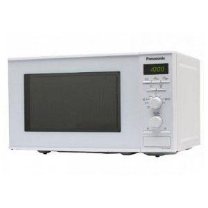 kuva Mikroaaltouuni Grillillä Panasonic NNJ151W 20 L 800W Valkoinen