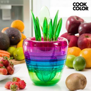 kuva Multi Tool Fruit Cook Color Pinottavat Keittiövälineet