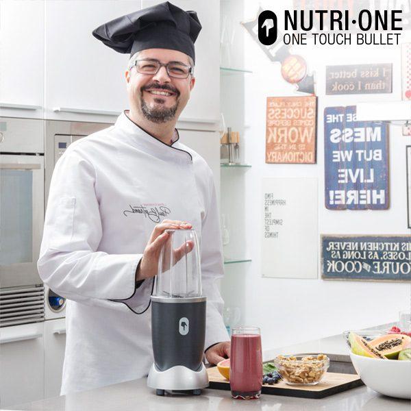 Nutri·One Tehosekoitin Plus Reseptikirjalla 600W kuva