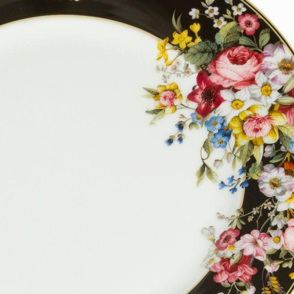 Plokščia lėkštė Posliini (Ø 27 cm) - Kitchen's Deco Kokoelma kuva