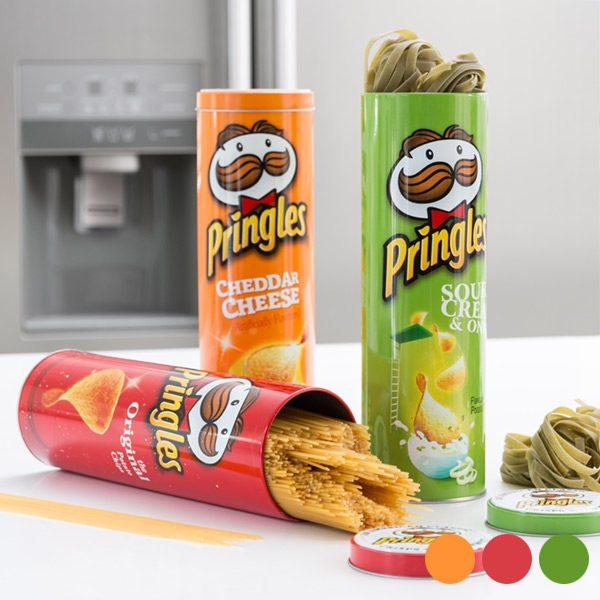 kuva Pringles Metallipurkki